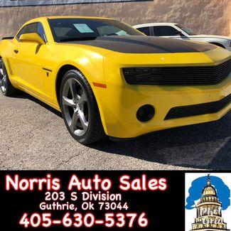 2013 Chevrolet Camaro LS | Oklahoma City, OK | Norris Auto Sales (I-40) in Oklahoma City OK