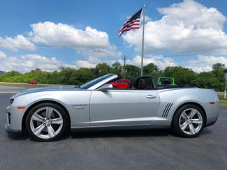 2013 Chevrolet Camaro ZL1 SUPERCHARGED 62 V8 CONVERTIBLE    Florida  Bayshore Automotive   in , Florida