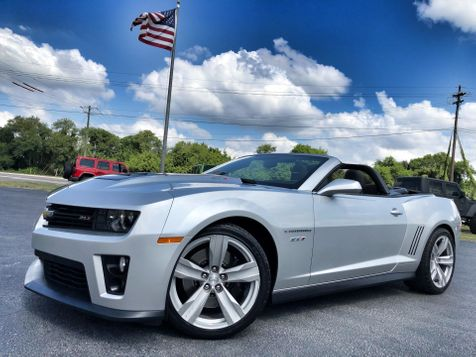 2013 Chevrolet Camaro ZL1 SUPERCHARGED 6.2 V8 CONVERTIBLE  in , Florida