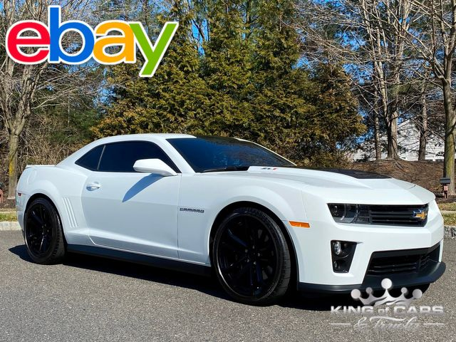 2013 Chevrolet Camaro Zl1 COUPE 6.2L SUPERCHARGED 1-OWNER ONLY 7K MILES