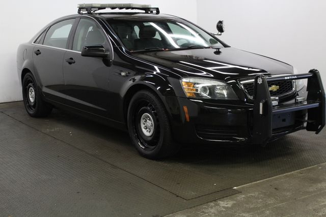 2013 Chevrolet Caprice Police Patrol Vehicle