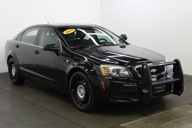 2013 Chevrolet Caprice Police Patrol Vehicle