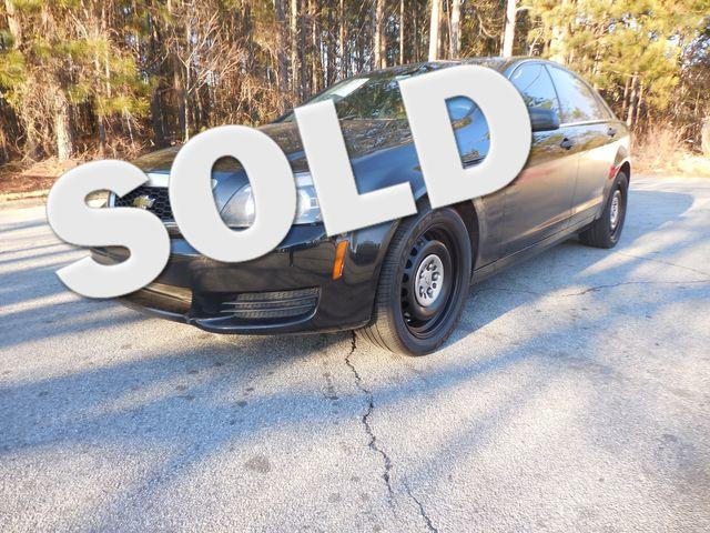 2013 Chevrolet Caprice Police Patrol Vehicle 6.0 Snellville , GA