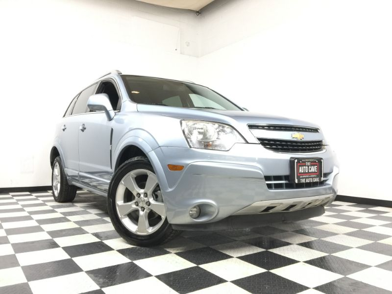 2013 Chevrolet Captiva Sport Fleet *Approved Monthly Payments* | The Auto Cave