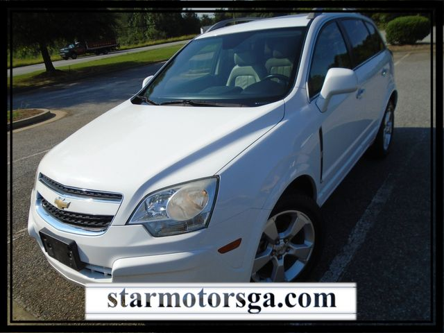 2013 Chevrolet Captiva Sport Fleet LTZ