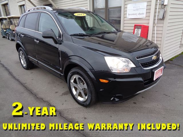 2013 Chevrolet Captiva Sport Fleet LT in Brockport NY, 14420