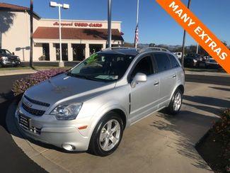 2013 Chevrolet Captiva Sport Fleet LTZ | San Luis Obispo, CA | Auto Park Sales & Service in San Luis Obispo CA
