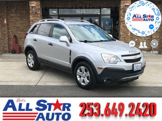 2013 Chevrolet Captiva Sport 2LS in Puyallup Washington, 98371