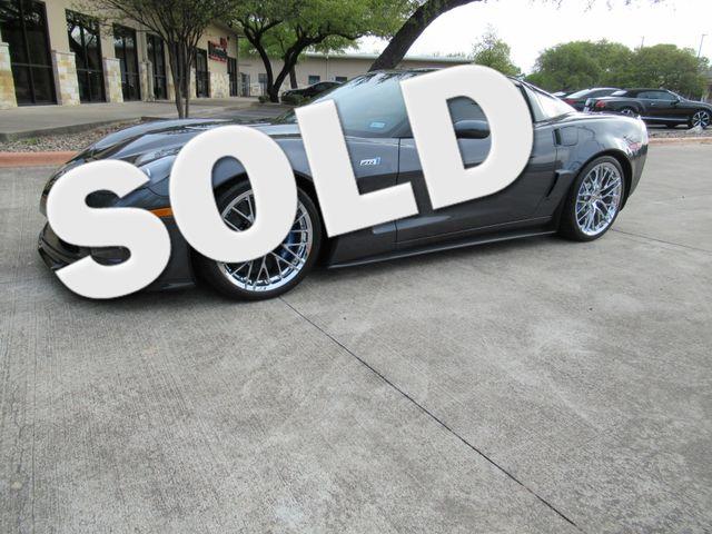 2013 Chevrolet Corvette ZR1 3ZR Austin , Texas