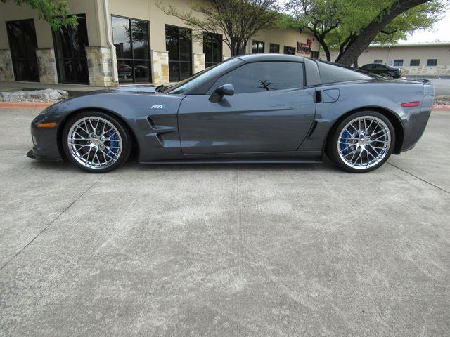 2013 Chevrolet Corvette ZR1 3ZR Austin , Texas 1