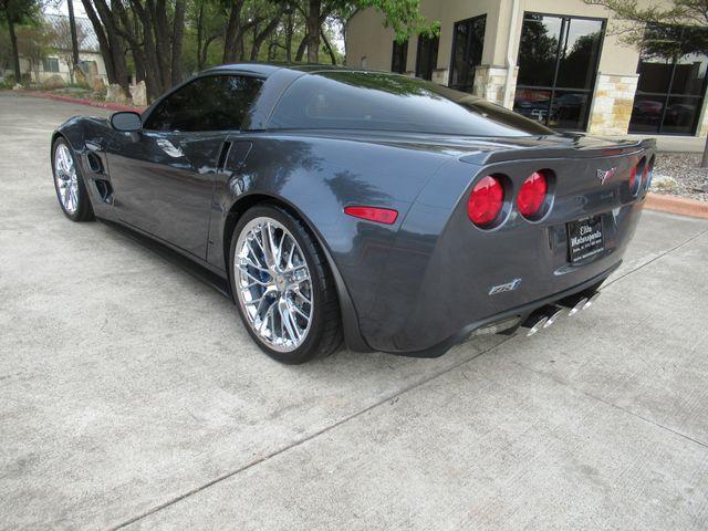 2013 Chevrolet Corvette ZR1 3ZR Austin , Texas 11