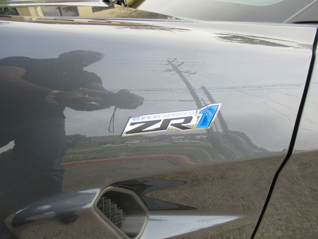 2013 Chevrolet Corvette ZR1 3ZR Austin , Texas 23