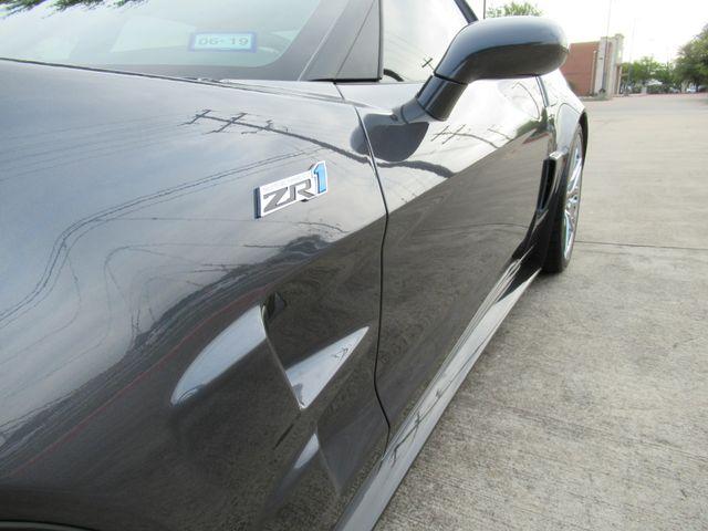 2013 Chevrolet Corvette ZR1 3ZR Austin , Texas 24