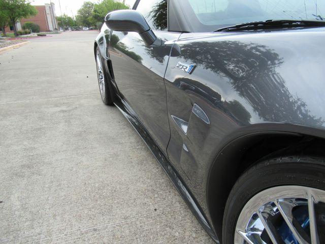 2013 Chevrolet Corvette ZR1 3ZR Austin , Texas 25