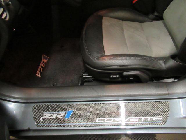 2013 Chevrolet Corvette ZR1 3ZR Austin , Texas 16