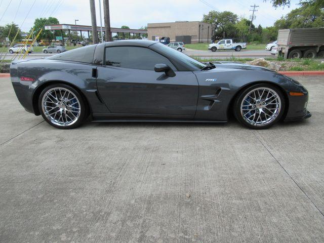 2013 Chevrolet Corvette ZR1 3ZR Austin , Texas 7