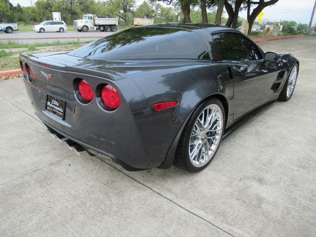 2013 Chevrolet Corvette ZR1 3ZR Austin , Texas 8
