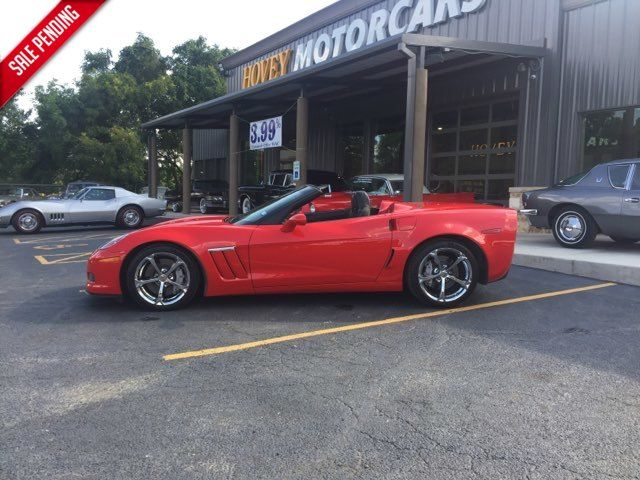 2013 Chevrolet Corvette Grand Sport 3LT in Boerne, Texas 78006