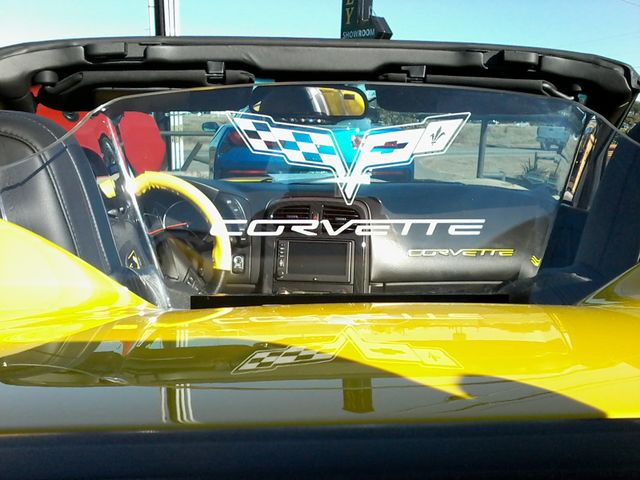 2013 Chevrolet Corvette Convertible GRAND SPORT Boerne, Texas 25