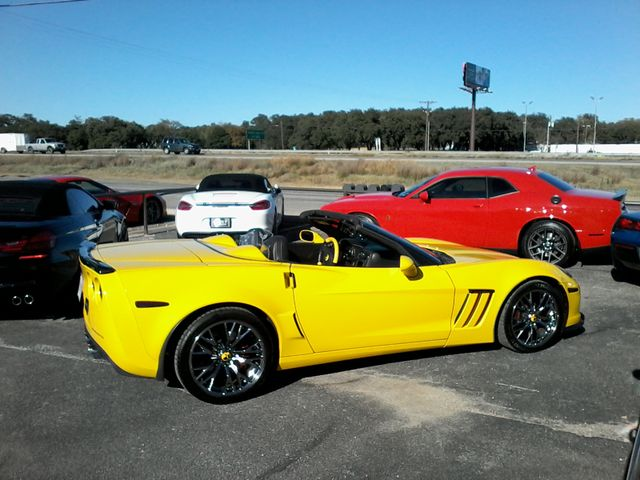 2013 Chevrolet Corvette Convertible GRAND SPORT Boerne, Texas 4