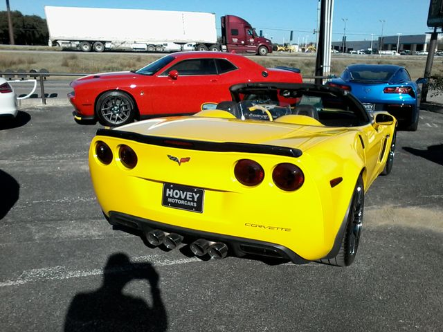 2013 Chevrolet Corvette Convertible GRAND SPORT Boerne, Texas 6