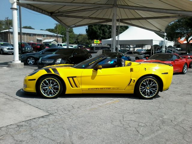 2013 Chevrolet Corvette Convertible Grand Sport 2LT San Antonio, Texas