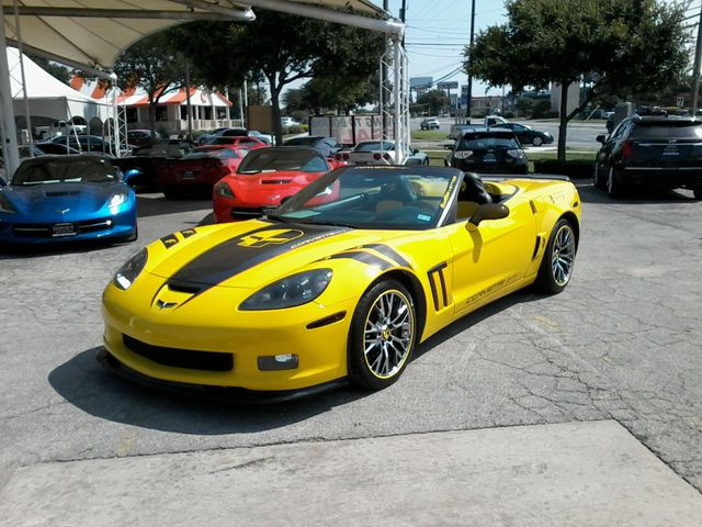 2013 Chevrolet Corvette Convertible Grand Sport 2LT Boerne, Texas 1