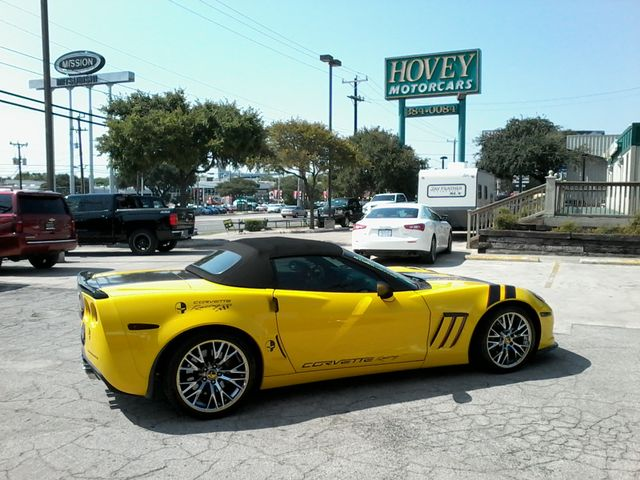 2013 Chevrolet Corvette Convertible Grand Sport 2LT Boerne, Texas 11