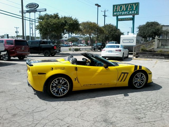 2013 Chevrolet Corvette Convertible Grand Sport 2LT Boerne, Texas 5