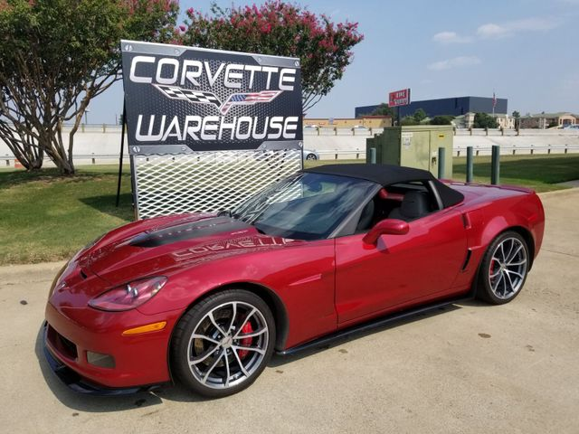 2013 Chevrolet Corvette Convertible 427, 1SB, NAV, Cups, Carbon Kit, 11k! | Dallas, Texas | Corvette Warehouse  in Dallas Texas