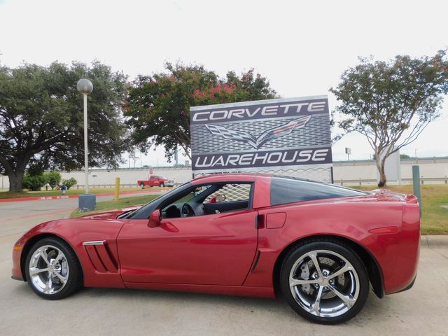 2013 Chevrolet Corvette Z16 Grand Sport 3LT, NAV, Borla, Chromes 47k in Dallas, Texas 75220