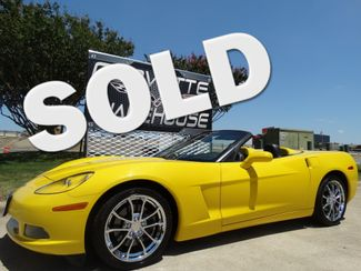 2013 Chevrolet Corvette Convertible 4LT, NAV, NPP, Only 19k! | Dallas, Texas | Corvette Warehouse  in Dallas Texas