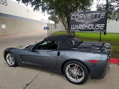 2013 Chevrolet Corvette Convertible Auto, Z06 Chrome Wheels! | Dallas, Texas | Corvette Warehouse  in Dallas, Texas