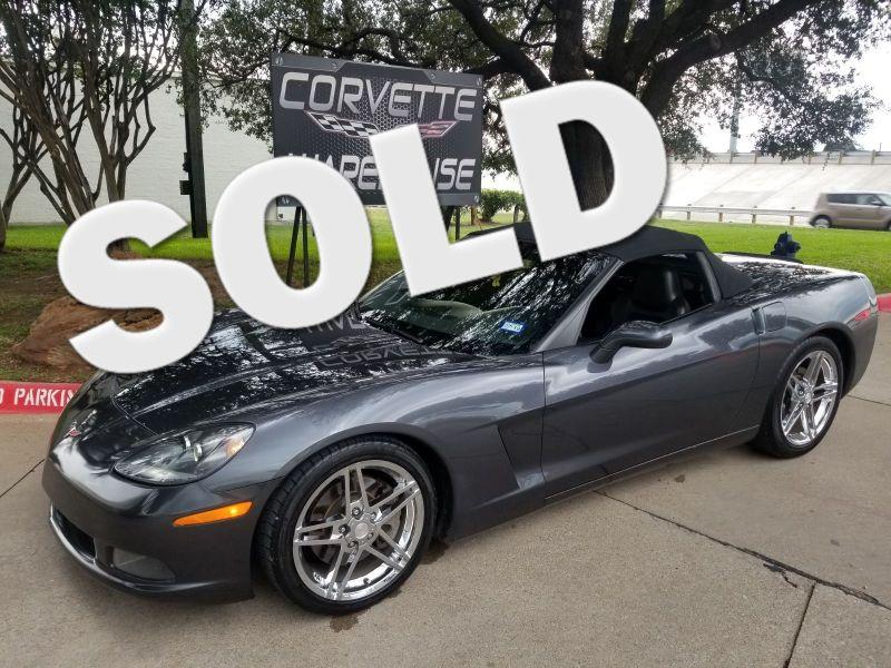 2013 Chevrolet Corvette Convertible Auto, Z06 Chrome Wheels! | Dallas, Texas | Corvette Warehouse