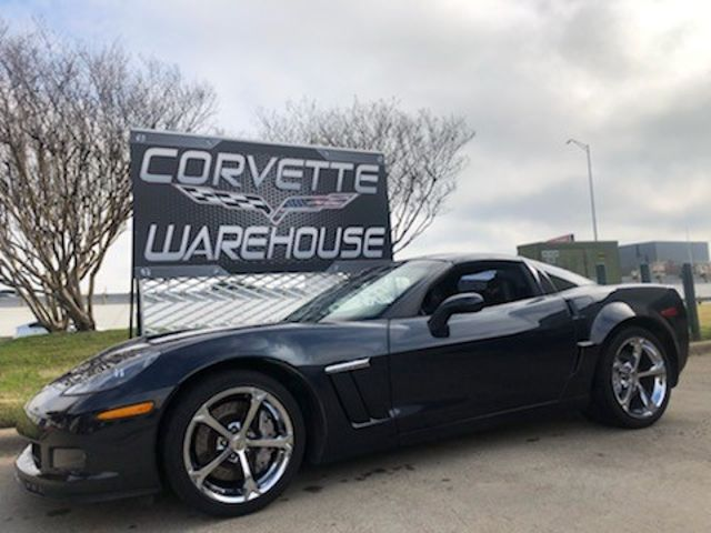 2013 Chevrolet Corvette Z16 Grand Sport 3LT, NAV, Glass Top, Chromes 25k | Dallas, Texas | Corvette Warehouse  in Dallas Texas