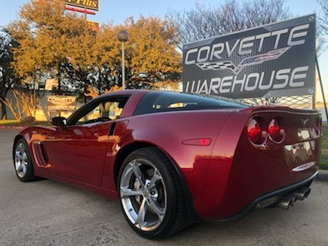 2013 Chevrolet Corvette Z16 Grand Sport 2LT, Auto, NAV, NPP, Chromes 58k! | Dallas, Texas | Corvette Warehouse  in Dallas, Texas