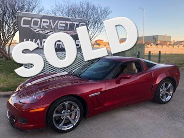 2013 Chevrolet Corvette Z16 Grand Sport 2LT, Auto, NAV, NPP, Chromes 58k! | Dallas, Texas | Corvette Warehouse  in Dallas Texas