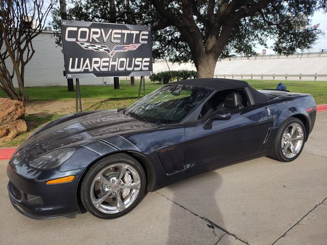 2013 Chevrolet Corvette Z16 Grand Sport 4LT, NAV, Auto, Chrome Wheels 28k! | Dallas, Texas | Corvette Warehouse  in Dallas Texas