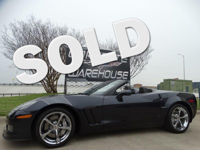 2013 Chevrolet Corvette Z16 Grand Sport 4LT, NAV, Auto, Chrome Wheels 28k!   Dallas, Texas   Corvette Warehouse