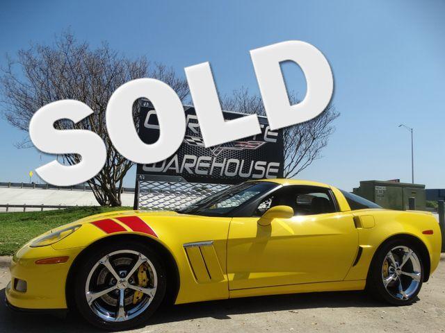 2013 Chevrolet Corvette Z16 Grand Sport 4LT, F55, NAV, Chromes, Auto 63k! | Dallas, Texas | Corvette Warehouse  in Dallas Texas