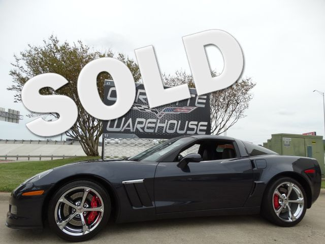 2013 Chevrolet Corvette Z16 Grand Sport 2LT, Auto, NAV, NPP, Chromes 34k! | Dallas, Texas | Corvette Warehouse  in Dallas Texas