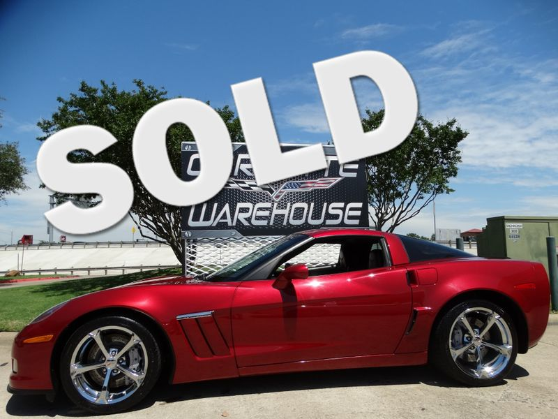 2013 Chevrolet Corvette Z16 Grand Sport 3LT, NAV, NPP, Chromes, 39k!  | Dallas, Texas | Corvette Warehouse