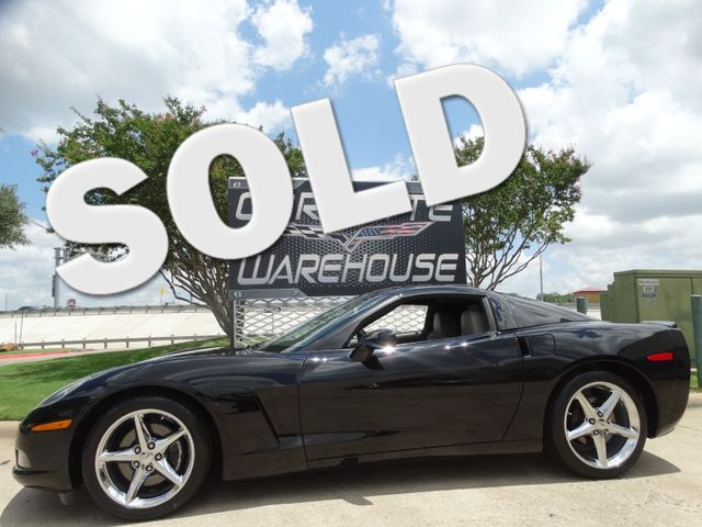 2013 Chevrolet Corvette Coupe 3LT, NAV, NPP, Auto, Chrome Wheels, 62k! | Dallas, Texas | Corvette Warehouse  in Dallas Texas
