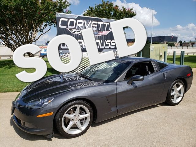 2013 Chevrolet Corvette Coupe 6 Speed Manual, CD, Alloy Wheels, Only 12k!   Dallas, Texas   Corvette Warehouse  in Dallas Texas