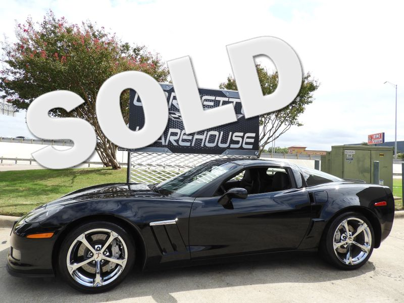 2013 Chevrolet Corvette Grand Sport 2LT, Auto, NAV, Chrome Wheels Only 47k | Dallas, Texas | Corvette Warehouse
