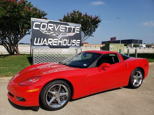 2013 Chevrolet Corvette Coupe 6 Speed, CD Player, NPP, Chromes, Only 29k in Dallas, Texas 75220