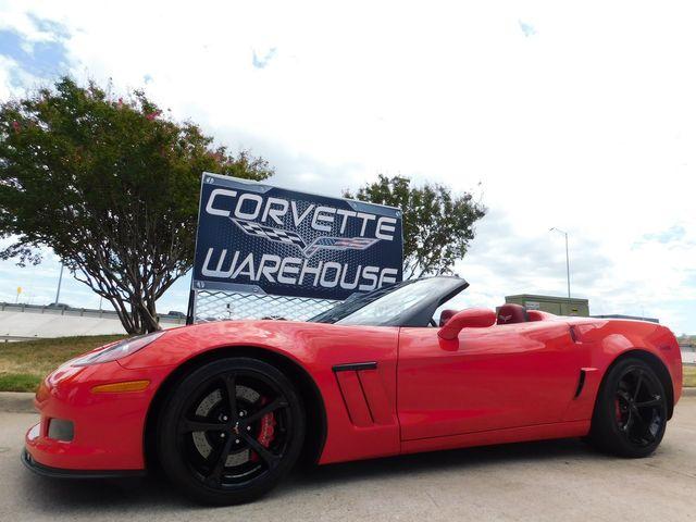 2013 Chevrolet Corvette Grand Sport 3LT, F55, NAV, Auto, Black Alloys 31k