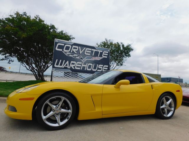 2013 Chevrolet Corvette Coupe 3LT, NAV, NPP, Auto, Chromes, Nice in Dallas, Texas 75220