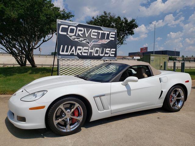 2013 Chevrolet Corvette Z16 Grand Sport 3LT, NAV, NPP, Auto, Chromes 9k in Dallas, Texas 75220