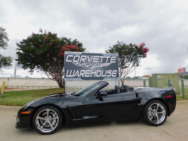 2013 Chevrolet Corvette Grand Sport 3LT, F55, NAV, NPP, Auto, Chromes 10k in Dallas, Texas 75220